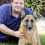Michigan Dog Training, Michael Burkey, German Shepherd