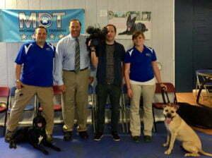 Channel 4 News, WDIV, Click on Detroit, Michigan Dog Training, Steve Garagiola, Plymouth, Michigan