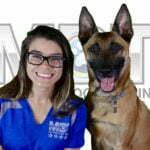 Jessica Bawol, Michigan Dog Training, Michael Burkey, Kaboom, Plymouth, Michigan