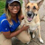 Nivia Jones, Michigan Dog Training, Plymouth, Michigan