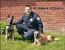 Michigan Dog Training, Scent Detection