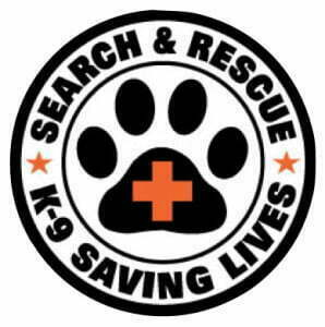 1 former SAR dog Team Trainer & Handler