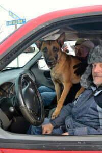 Michigan Dog Training, Mr. What movie