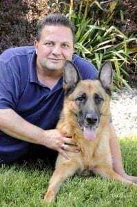 Michigan Dog Training, Michael Burkey