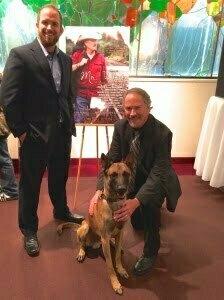 Michigan Dog Training, dog movie star, Kaboom