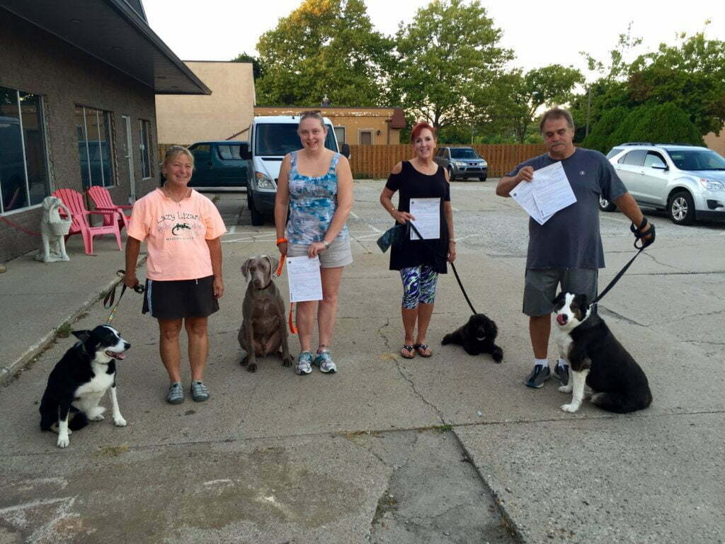 Canine Good Citizen, CGC, Michigan Dog Training, Plymouth, Michigan
