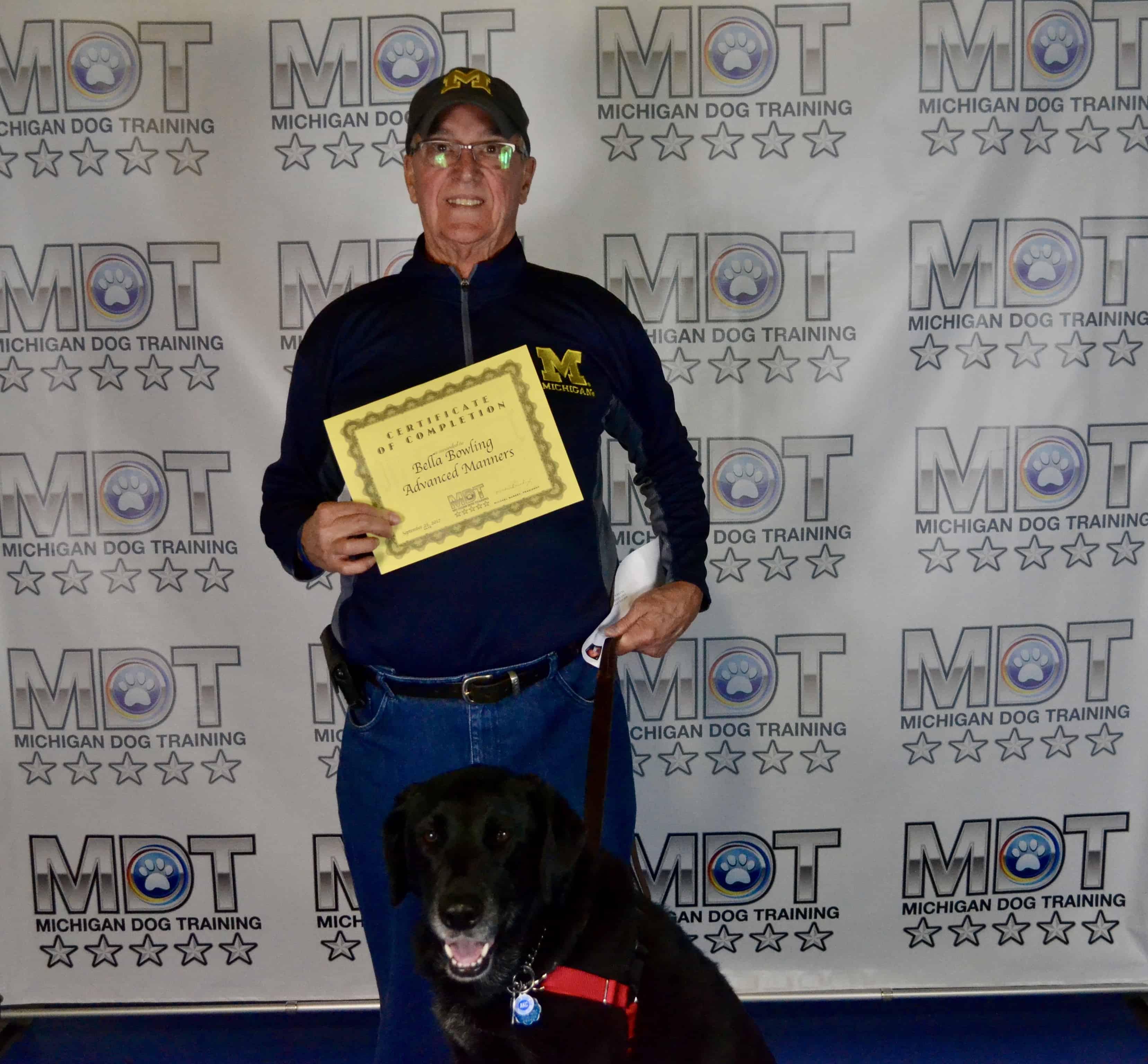 Canton | Michigan Dog Training