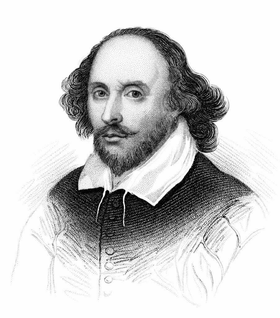 William Shakespeare, Michigan Dog Training, To be or not to be