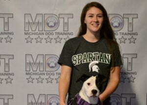 Michigan Dog Training, CGC, Canine Good Citizen, Plymouth, Michigan