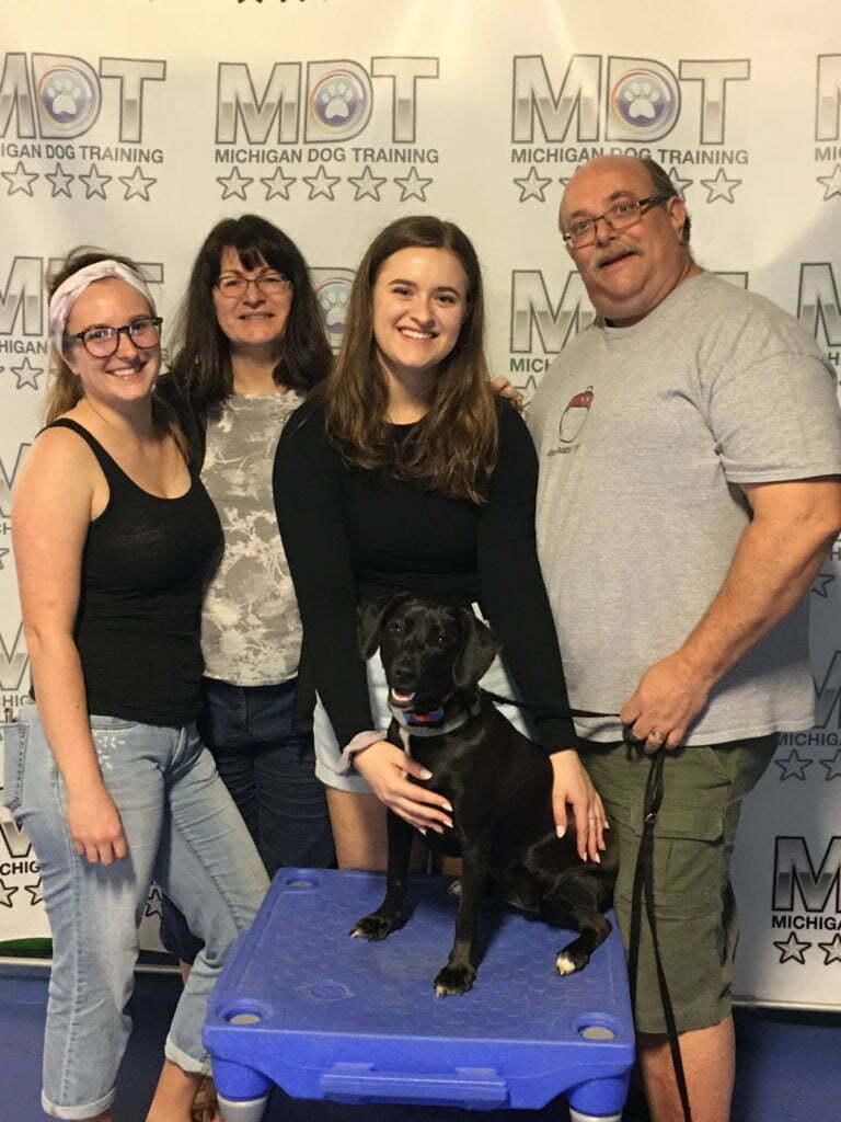 Testimonials Michigan Dog Training